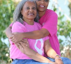 Photo of Sacramento Mother and Daughter Share Special Bond as Breast Cancer Survivors