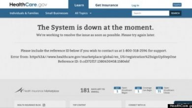 Photo of Health Insurance Website Stumbles on Launch