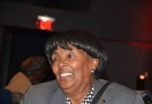 Photo of Walters Honored, Lionized at Howard U. Conference