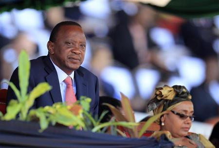 Photo of Trial of Kenyan President Likely to be Delayed Until Next Year