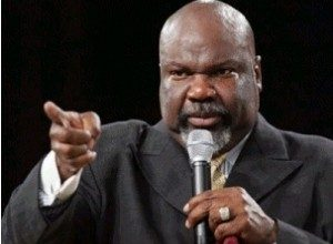 Photo of T.D. Jakes Rebukes 'Preachers of L.A.'