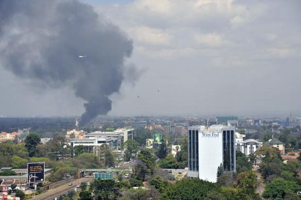 Kenyan Mall Attack