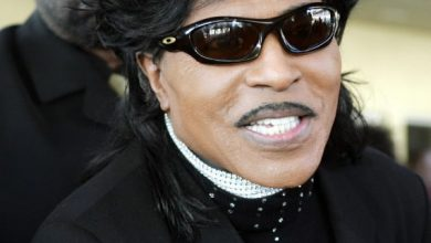 Photo of Little Richard Says He Suffered a Heart Attack