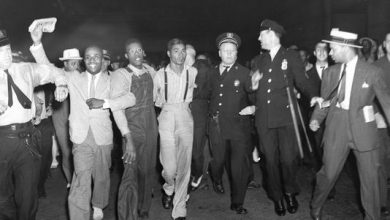 Photo of Alabama Grants Posthumous Pardons to Scottsboro Boys