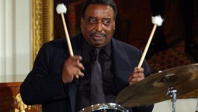 Photo of Jazz Drummer Chico Hamilton Passes Away at 92