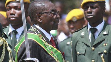 Photo of Zimbabwe's President: I'm No British Clone