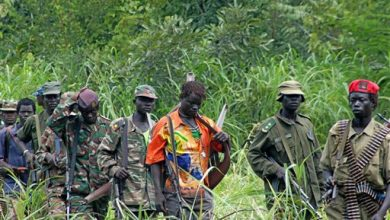 Photo of Ugandan Rebel Commander to be Tried by International Court
