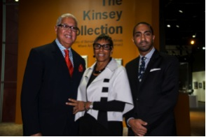 Photo of Wells Fargo's Celebratory Tour Honoring the 150th Anniversary of The Emancipation Proclamation, Featuring The Kinsey Collection, Arrives in Baltimore