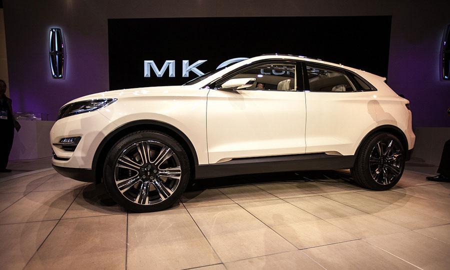 Lincoln-MKC-concept