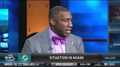 Photo of Shannon Sharpe Has A Loud, Angry Message For Richie Incognito And The Dolphins Locker Room: Shut Up
