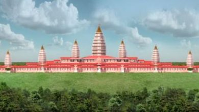 Photo of Virat Ramayan Mandir Will Be World's Largest Religious Monument When Construction Is Completed In Bihar, India