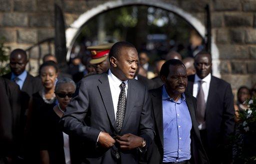 Photo of Kenyan President Signs Bill Making Polygamy Legal