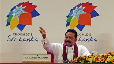 Photo of Friction Over Sri Lanka Shows at Commonwealth Meet