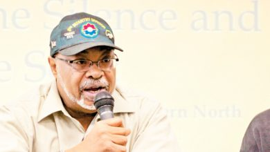 Photo of Black 'Nam Vets Tell Students War Tales