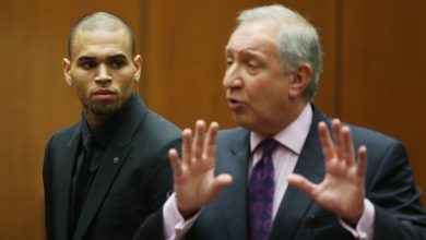 Photo of Chris Brown Attacks Mom's Car, Sentenced To 90 Day Stint in Rehab