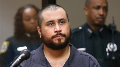 Photo of George Zimmerman Retweets Picture of Trayvon Martin's Corpse Posted by Admirer Calling Him A 'One Man Army'