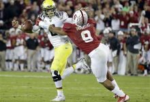 Photo of Stanford Jolts Oregon and BCS Race