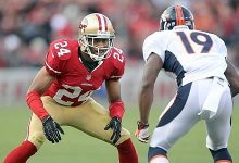 Photo of 49ers Activate Manningham, Wright