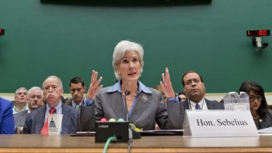 Photo of TV Ratings: CNN Sinks to Year Low After Sebelius Hearing