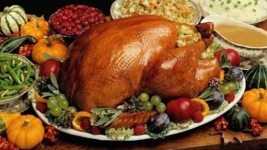 Photo of 7 Ways To Curb Weight Gain Over Thanksgiving