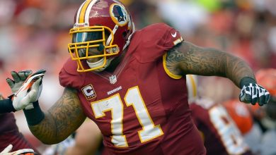 Photo of Redskins' Trent Williams Says Official Cursed at Him