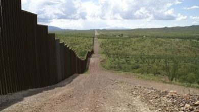 Photo of Effort to Build Arizona Border Fence Appears Dead