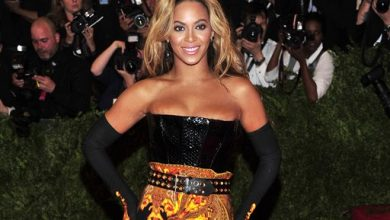 Photo of Beyoncé Hints at Fifty Shades of Grey Involvement