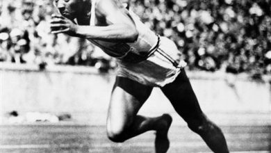 Photo of Jesse Owens' Olympic Medal Up for Auction