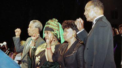 Photo of Obama Praises Mandela as 'Great Liberator'