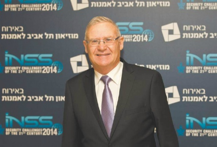 Former Military Intelligence chief Maj. Gen. (res.) Amos Yadlin (Photo credit: Ziv Koren)