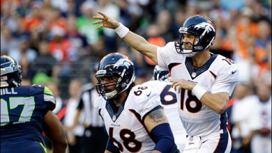 Photo of Seahawks Aim to Slow Manning in Super Bowl