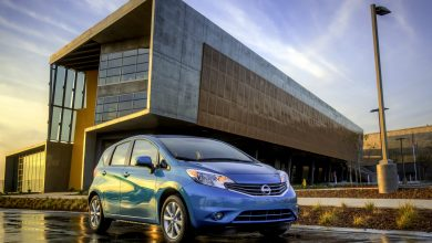 Photo of Cars — 2014 Nissan Note SV
