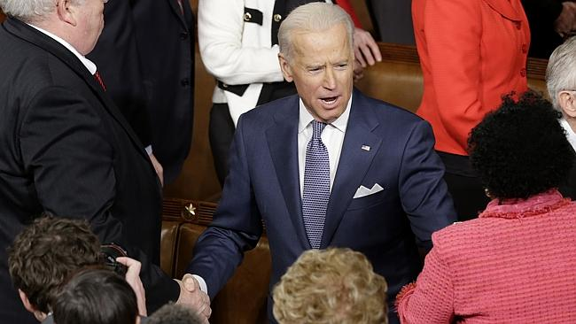 Vice President Joe Biden last month raised with President Xi Jinping the problems faced by foreign journalists in China. (Source: AP)