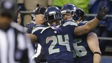 Photo of SEAHAWKS: Lynch, Gore Match-Up Could Decide NFC Title