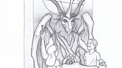 Photo of Group Unveils Satan Statue Design for Oklahoma