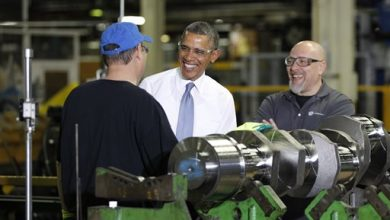 Photo of Obama: Job Training Must Reflect Changing Economy