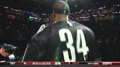 Photo of Paul Pierce Got the Welcome He Deserved from Boston