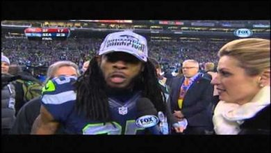 Photo of It's Hypocritical to Rip Seahawks' Richard Sherman for Rant