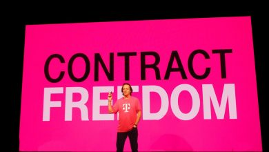 Photo of T-Mobile CEO Says a Merger with Sprint Could Help Topple the Verizon/AT&T Duopoly