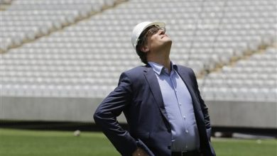 Photo of World Cup Venue in Danger of Not Being Ready