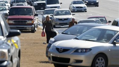 Photo of Atlanta Snow Aftermath: Ice? Melting. Stalled Cars? Removed. Politics? Still Snarled.