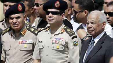 Photo of Path Cleared for Egypt's Military Chief to Run for President