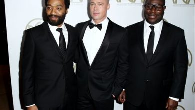 """Photo of West Indian Takes Home Golden Globe's Top Motion Picture Honor for """"12 Years a Slave"""""""