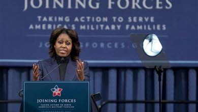Photo of First Lady Praises Construction Industry Hiring