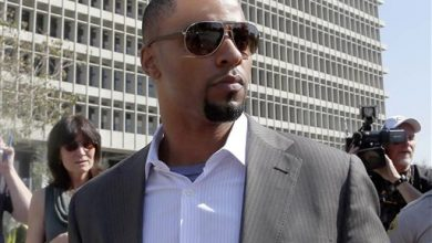 Photo of Ex-NFL Safety Sharper Surrenders in Los Angeles