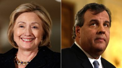 Photo of 2016 Poll: Hillary Clinton Widens Chris Christie Lead