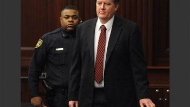 Photo of Music Death Suspect Compared Self to Rape Victim