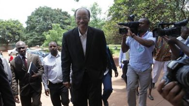 Photo of Ex-US Rep. Mel Reynolds Deported from Zimbabwe