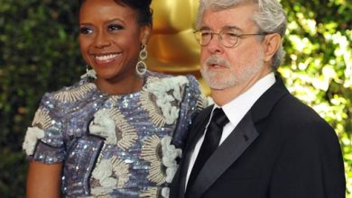 Photo of George Lucas, Wife Donate $25M to Chicago School