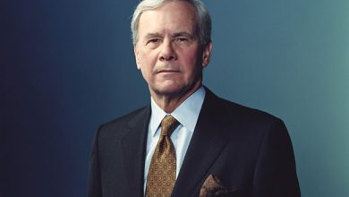 Photo of NBC's Tom Brokaw Diagnosed with Cancer